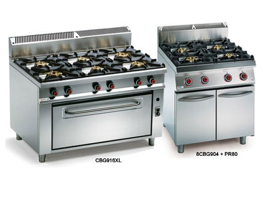 Cucine professionali - CoProget: Cucine Professionali - alta resistenza acciaio inox